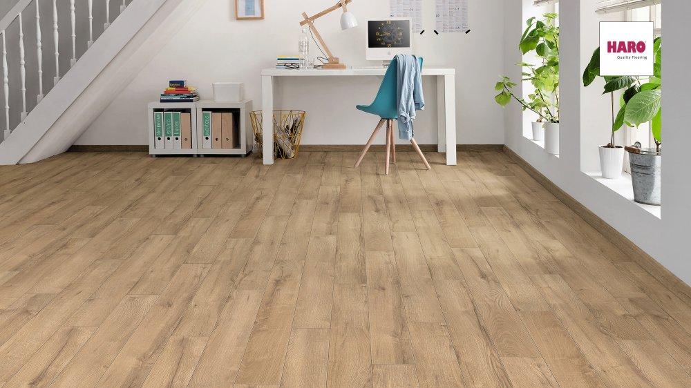 535370 haro tritty 100 landhausdiele loft 4v eiche verano strukturiert matt. Black Bedroom Furniture Sets. Home Design Ideas