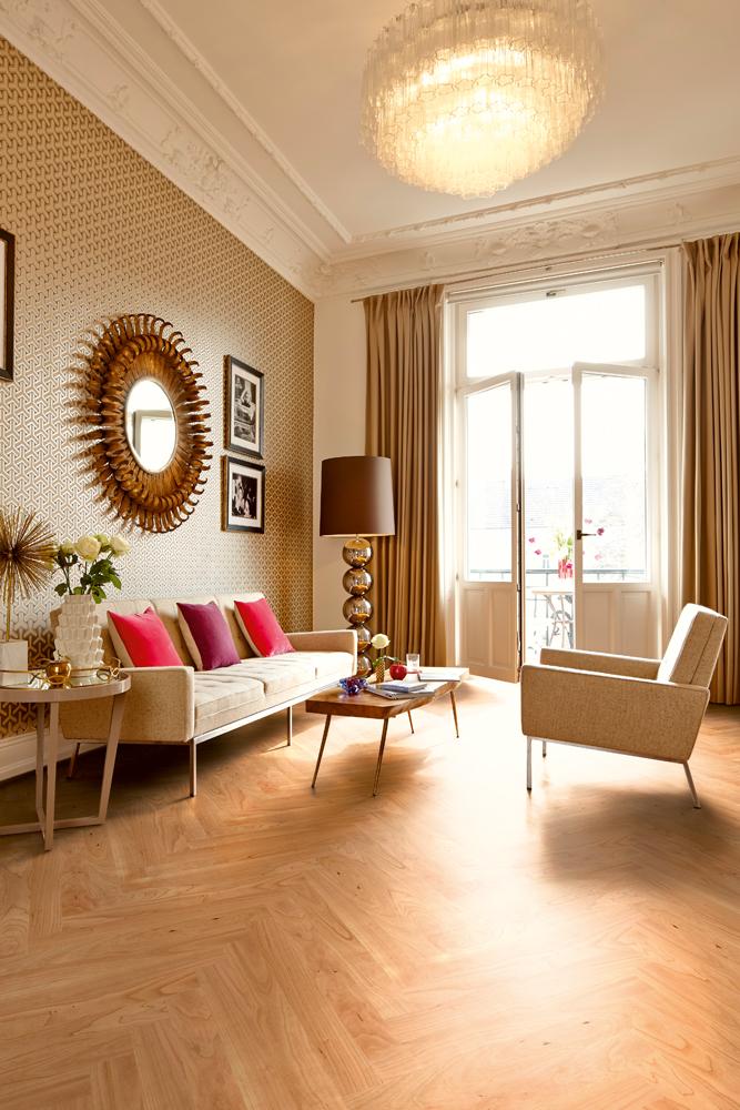 parkett kirschbaum preiswert daedelow parkett. Black Bedroom Furniture Sets. Home Design Ideas