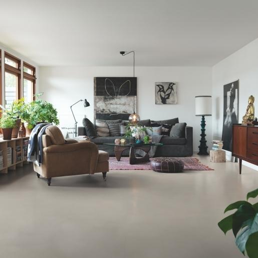 v3120 40144 pergo vinyl steinoptik optimum klick beton soft greige xl. Black Bedroom Furniture Sets. Home Design Ideas