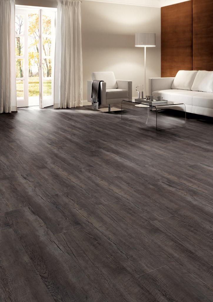 v1121 tilo vinyl landhausdiele design robusto eiche kies synchron gefast. Black Bedroom Furniture Sets. Home Design Ideas