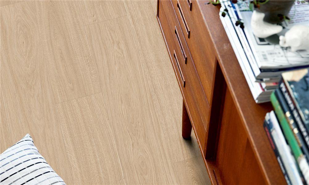 Klick vinyl restposten m² granit hell mm